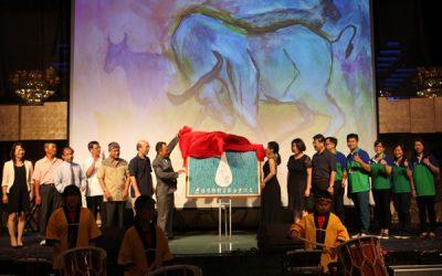 集團舉辦21週年慶,宣布教育基金會正式成立